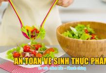 Xin giấy phép vệ sinh an toàn thực phẩm cho cơ sở sản xuất