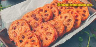 Tư vấn xin cấp chứng nhận cơ sở đủ điều kiện sản xuất snack củ sen
