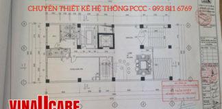 Thiết kế thẩm duyệt nghiệm thu về pccc