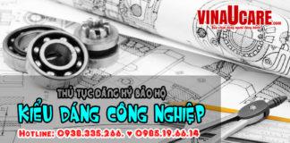 Thu tuc dang ky bao ho kieu dang cong nghiep