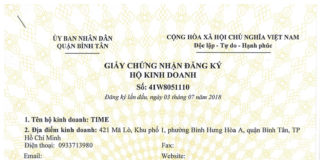 Hướng dẫn kê khai thuế thấp nhất cho hộ kinh doanh ở TP Hồ Chí Minh