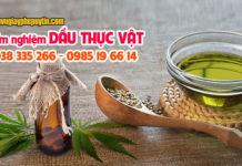 Kiểm nghiệm sản phẩm dầu thực vật: dầu dừa, dầu đậu nành