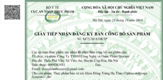 Cong bo chat luong dong trung ha thao